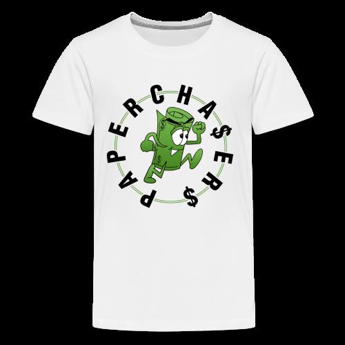 Paper Chase  - Kids' Premium T-Shirt