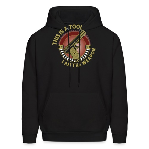 I am the Weapon - Men's Hoodie