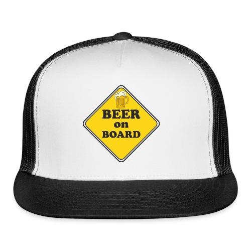 Beer on Board - Trucker Cap