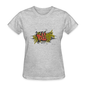Jiu Jitsu - BJJ Graffiti Women's Tank Top - Women's T-Shirt