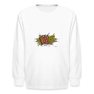 Jiu Jitsu - BJJ Graffiti Women's Tank Top - Kids' Long Sleeve T-Shirt