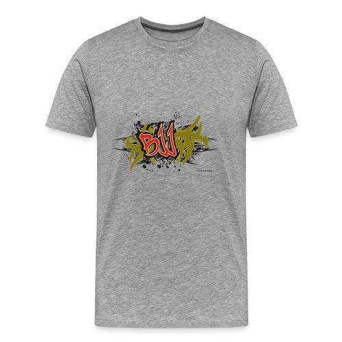 Jiu Jitsu - BJJ Graffiti Women's Tank Top - Men's Premium T-Shirt