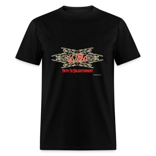 Jiu Jitsu - Path To Enlightenment Women's Tank Top - Men's T-Shirt