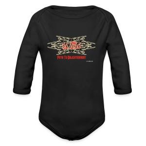 Jiu Jitsu - Path To Enlightenment Women's Tank Top - Long Sleeve Baby Bodysuit
