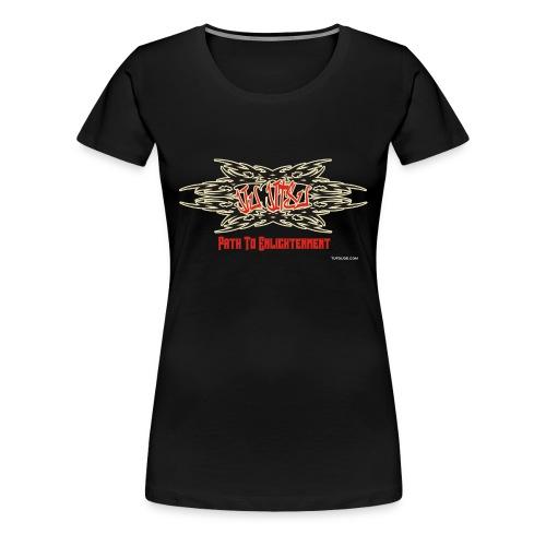 Jiu Jitsu - Path To Enlightenment Women's Tank Top - Women's Premium T-Shirt