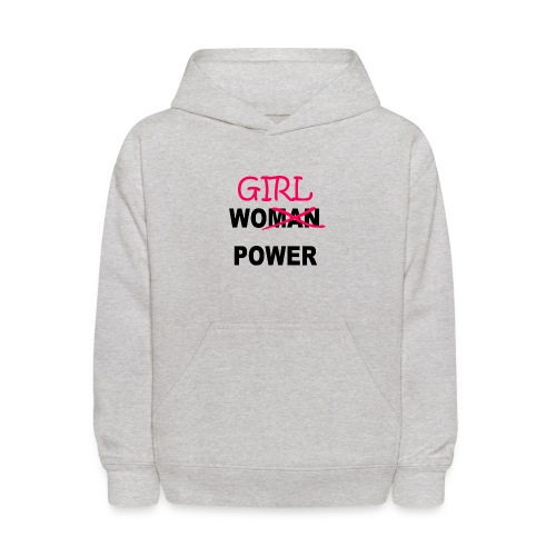 GIRL POWER - Kids' Hoodie