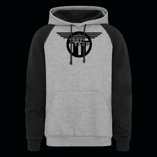 Trey Teem Baseball Jersey - Colorblock Hoodie