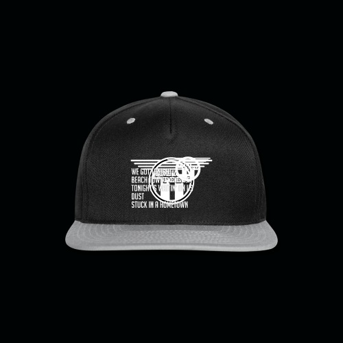 Trey Teem, Debut EP Jersey - Snap-back Baseball Cap