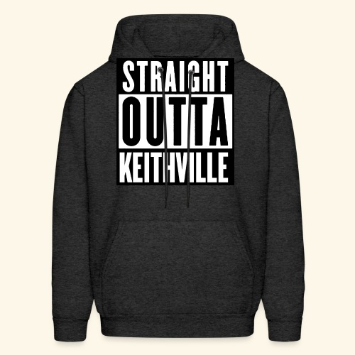 STRAIGHT OUTTA KEITHVILLE T-Shirts - Men's Hoodie