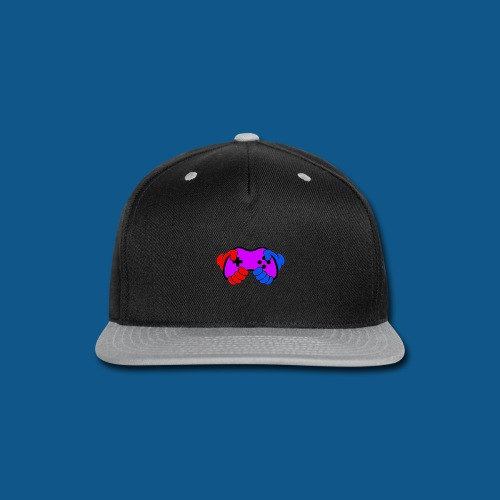 Team MixaLot girls tee - Snap-back Baseball Cap