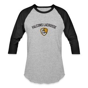 Women's Long Sleeve T-shirt - Baseball T-Shirt