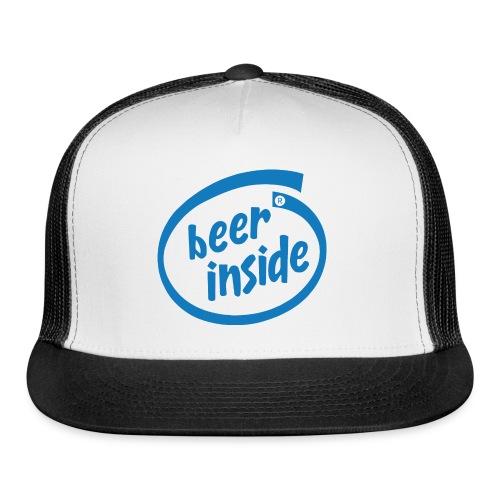 Beer Inside - Trucker Cap