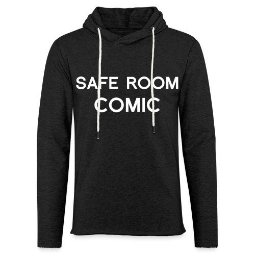 Safe Room Comic - Cake - Unisex Lightweight Terry Hoodie