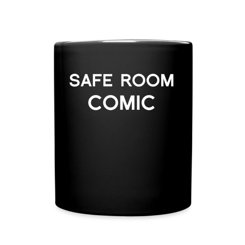Safe Room Comic - Cake - Full Color Mug