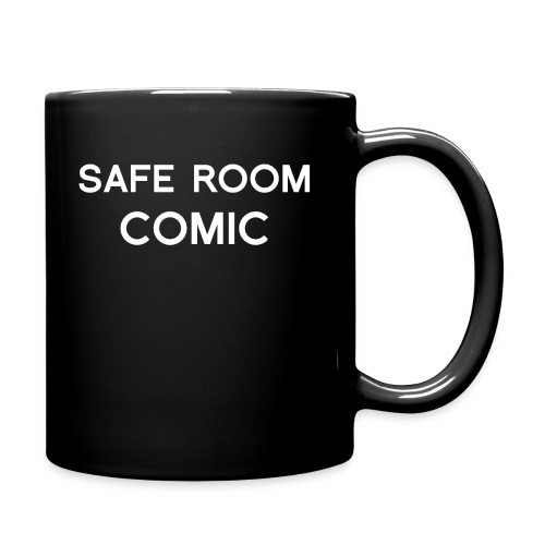 Safe Room Comic - Cake - Full Color Mug