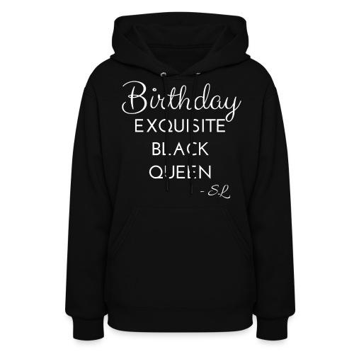 ExquisiteBlackQueenBirth