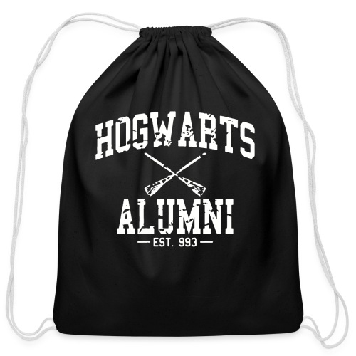 Hogwarts alumni - Cotton Drawstring Bag