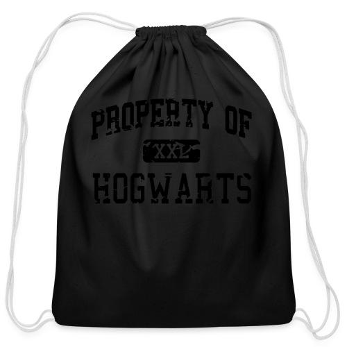 Hogwarts graduate - Cotton Drawstring Bag