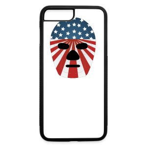 LuchaProUSA Mask - iPhone 7 Plus/8 Plus Rubber Case