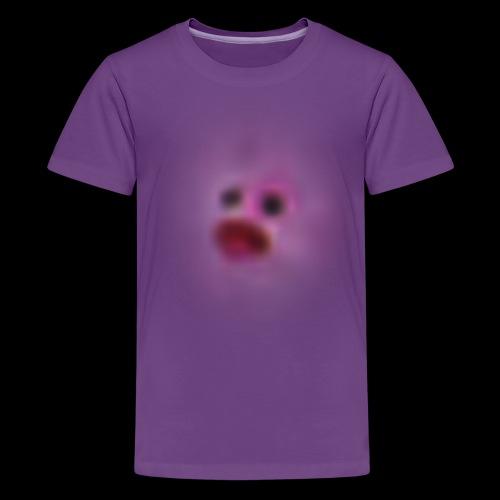 kirb (close up) - Kids' Premium T-Shirt