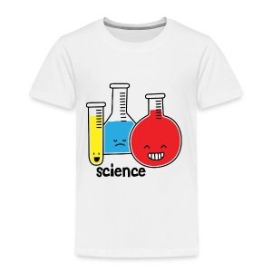 Test Tube - Toddler Premium T-Shirt