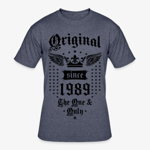 Original Since 1989 The One and Only Crown Wings T-Shirt - Men's 50/50 T-Shirt