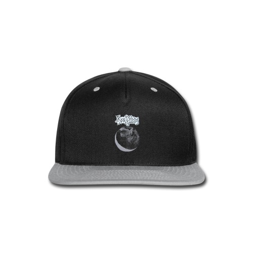 Raw Moon - Snap-back Baseball Cap