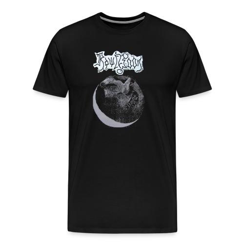 Raw Moon - Men's Premium T-Shirt