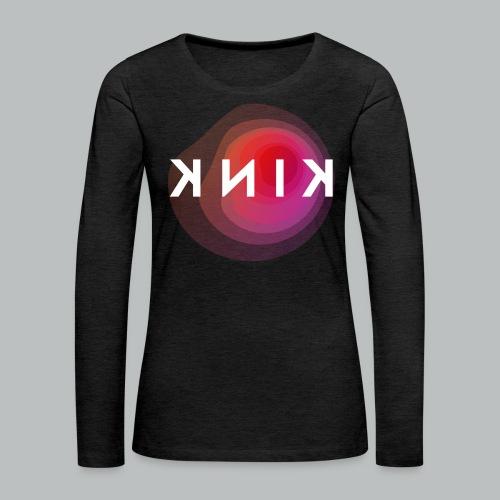 KNIK - Ladies - Women's Premium Long Sleeve T-Shirt