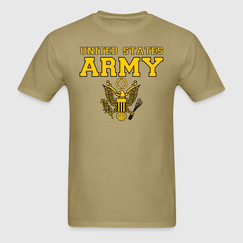 US Army T-Shirts - Men's T-Shirt