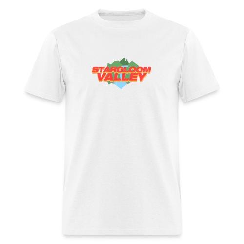 white stargloom valley - Men's T-Shirt