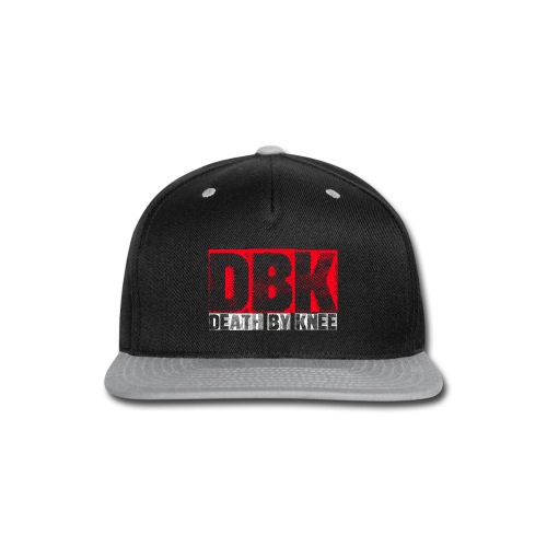 DBK 2x and under - Snap-back Baseball Cap