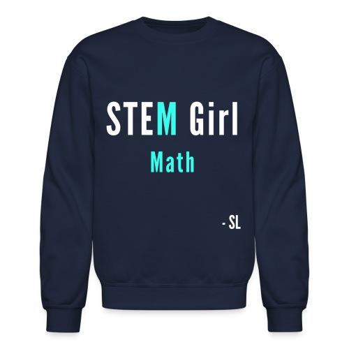 STEM Girl Math T-shirt