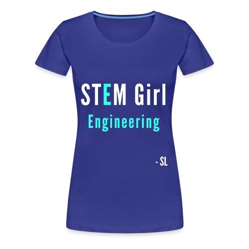 STEM Girl Engineering Tee