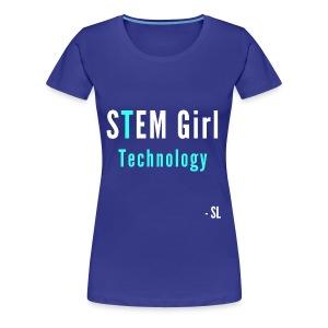 STEM Girl Technology Tee