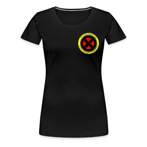Xavier Institute (Small Logo) - Crew-neck - Women's Premium T-Shirt