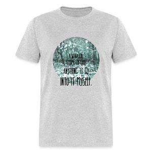 Inkheart Quote - Crew-neck - Men's T-Shirt