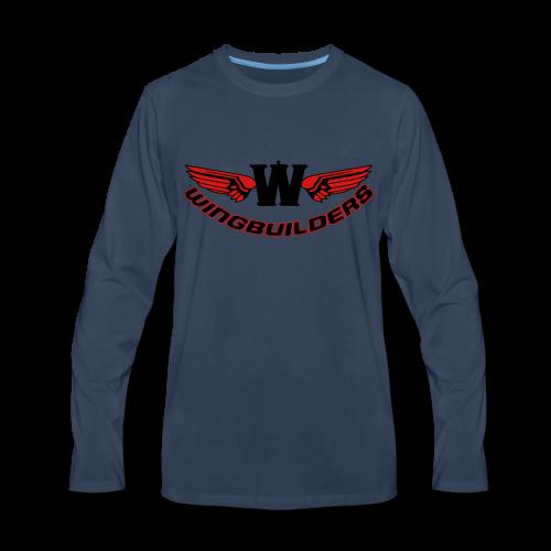 Westlake Hoodie - Men's Premium Long Sleeve T-Shirt