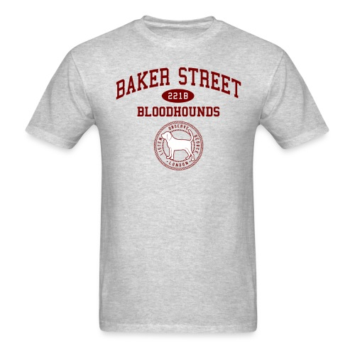 Baker Street Bloodhounds - Men's T-Shirt