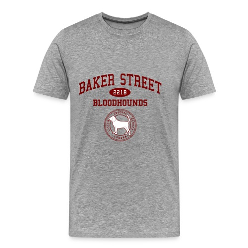 Baker Street Bloodhounds - Men's Premium T-Shirt