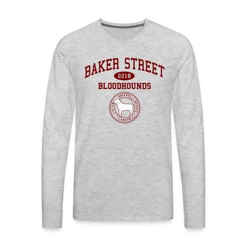 Baker Street Bloodhounds - Men's Premium Long Sleeve T-Shirt