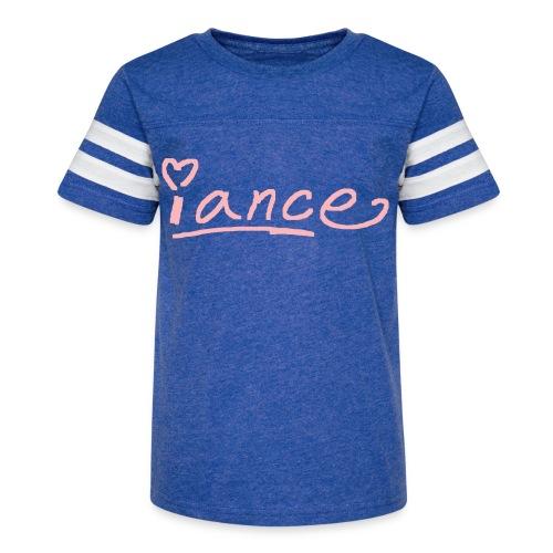 iance podium shirt - Kid's Vintage Sport T-Shirt
