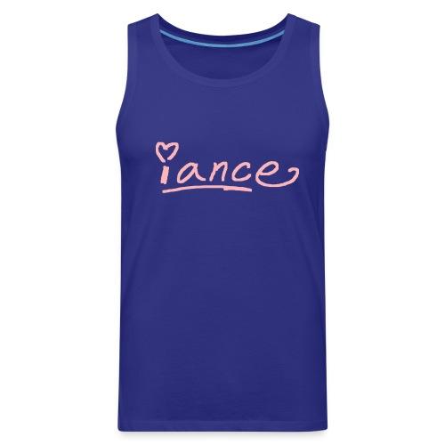 iance podium shirt - Men's Premium Tank