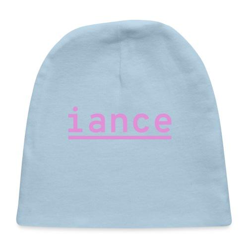 iance logo shirt - Baby Cap