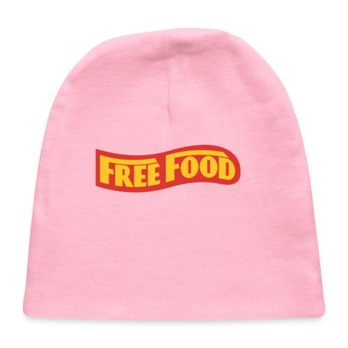Free Food logo shirt - Baby Cap