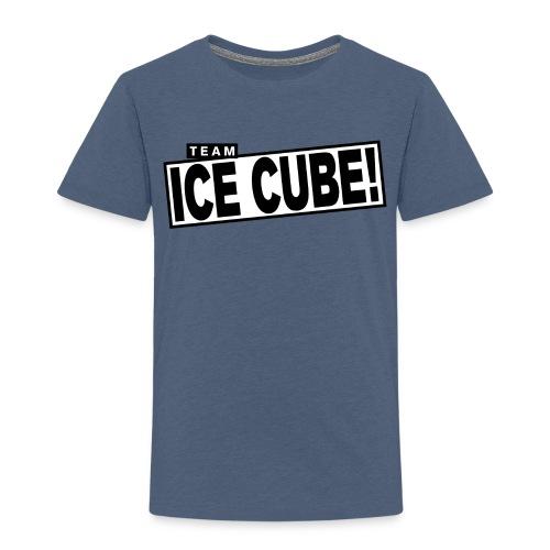 Team IC! logo shirt - Toddler Premium T-Shirt