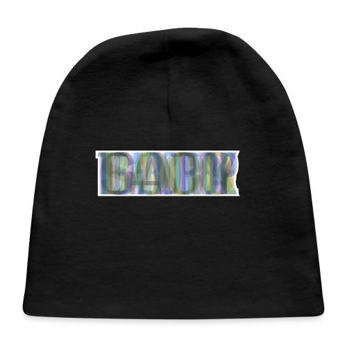 8 names said at once logo shirt - Baby Cap