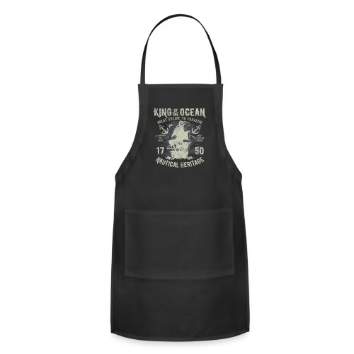 King of the Ocean - Adjustable Apron