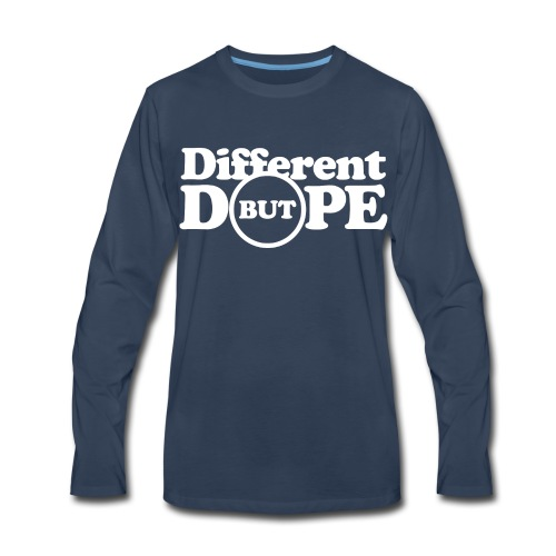 Different Is Dope - Men's Premium Long Sleeve T-Shirt