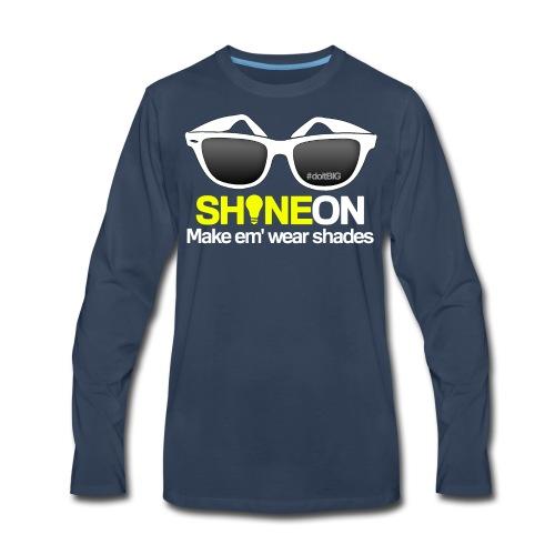 SHINE - Men's Premium Long Sleeve T-Shirt